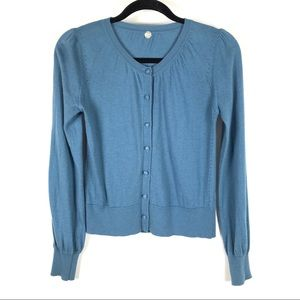 Margaret O'leary Medium Cashmere/Silk Cardigan
